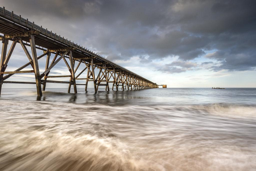 The Industrial steetley pier