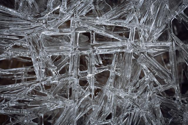 Ice mesh
