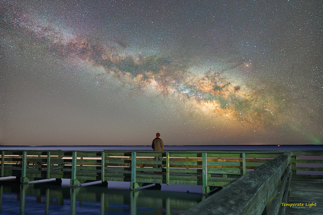 Yet Another Milky Way, With A Twist… – 2-21-2021