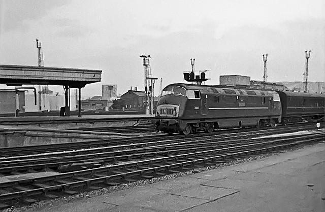 D847, Bristol Temple Meads, April 1964