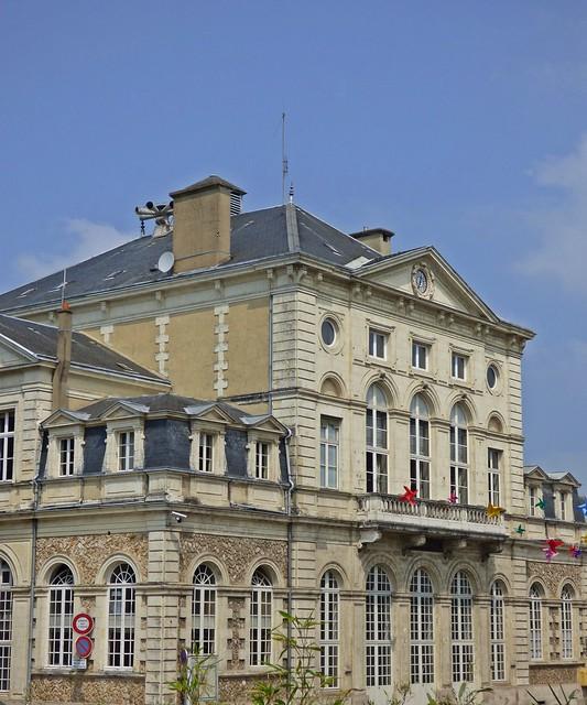 Hôtel de ville...Nogent-le-Rotrou