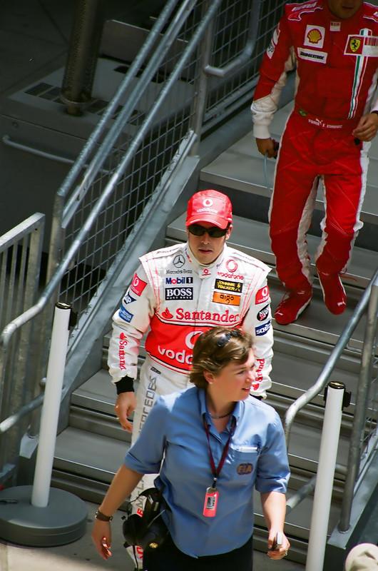 2008 United States Grand Prix