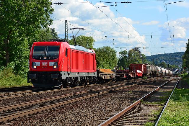 DB Cargo 187 177