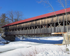 Albany Covered Bridge 4