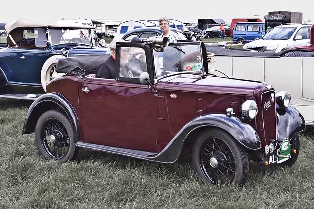 Austin Seven Tourer 1938 (7807)