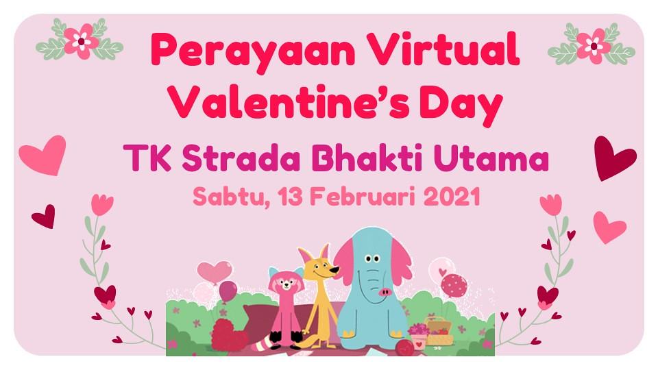 Virtual Valentine's Day 2021