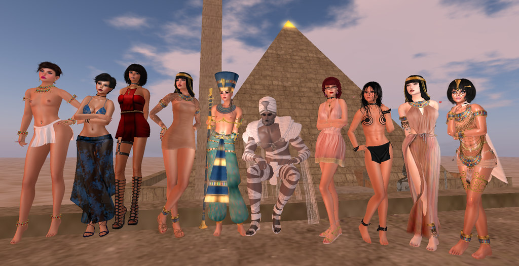 Egyptian Event