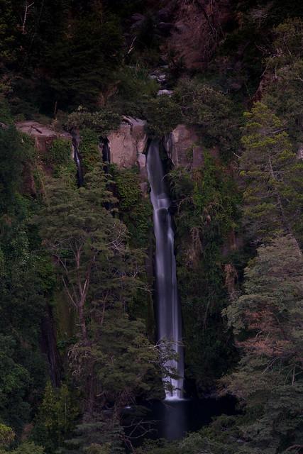 Cascada Buitreras