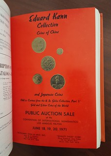 Brunk Catalogs Kann | by Numismatic Bibliomania Society