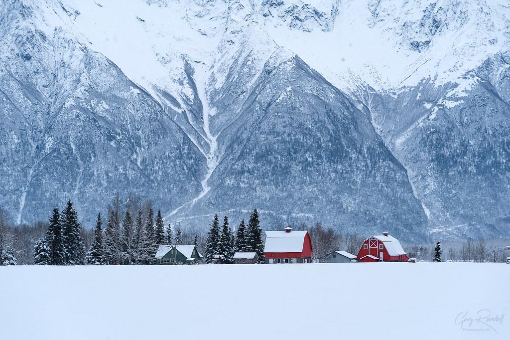 An Alaska Farm