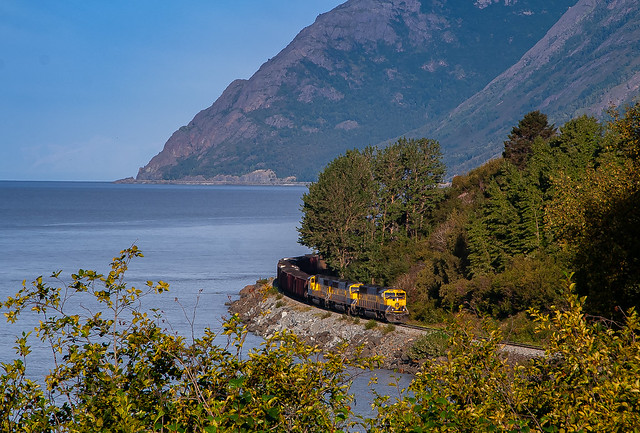 Alaska's Export Coal