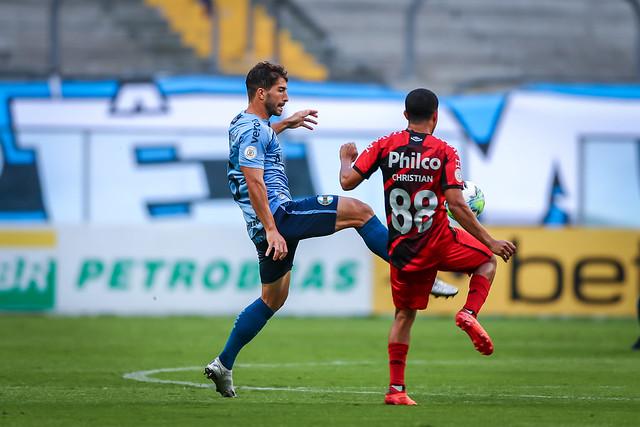 Grêmio x Athletico - Brasileirão 2020 - 21/02/2021