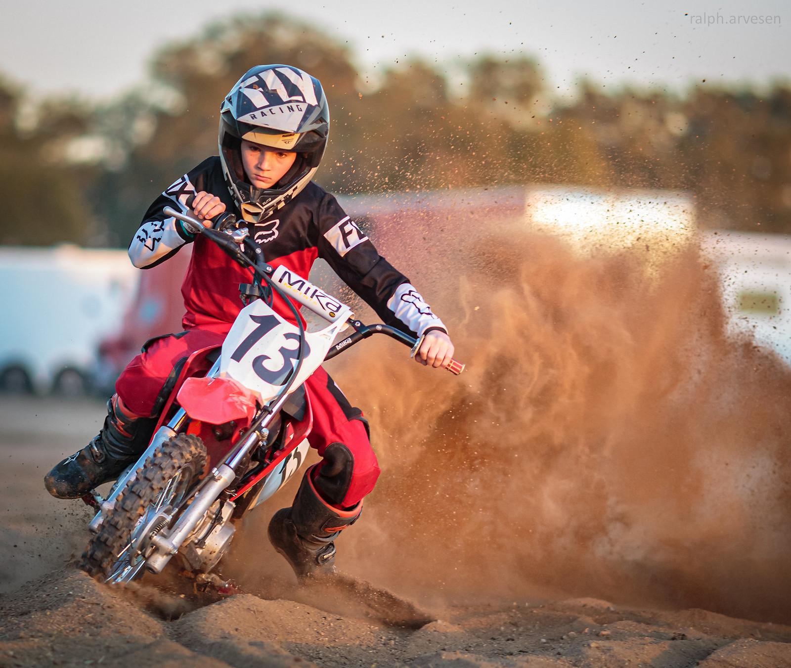 No Limits Supercross | Texas Review | Ralph Arvesen