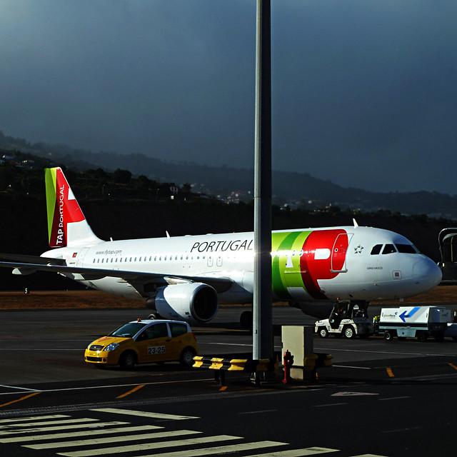 Aeroporto Cristiano Ronaldo, Madeira, Portugal