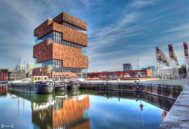 Mas Antwerpen - 9443