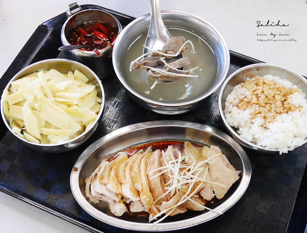 台北南機場夜市美食人氣排隊小吃山內雞肉 (4)