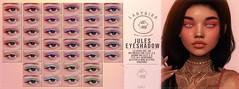 Ladybird. // Jules Eyeshadows @ Harajuku! ♥
