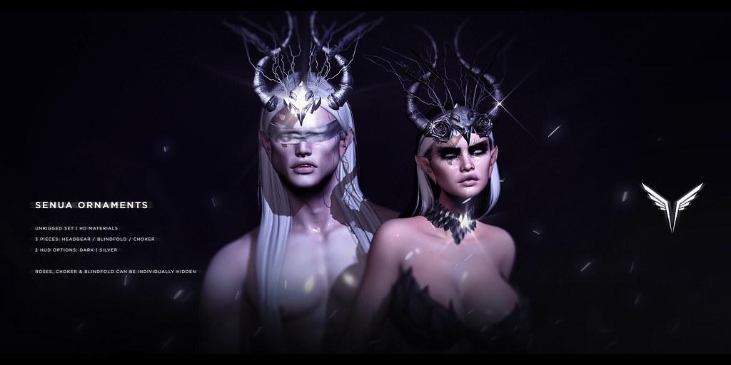 -VALKYR-/ Senua Ornaments