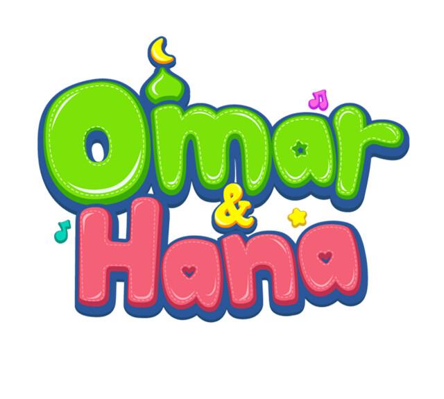 Omar & Hana Logo
