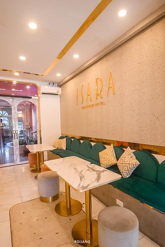 รีวิว ISARA hotel and cafe