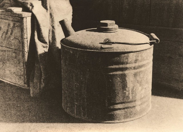 520 - Fuel Can - Lith Print