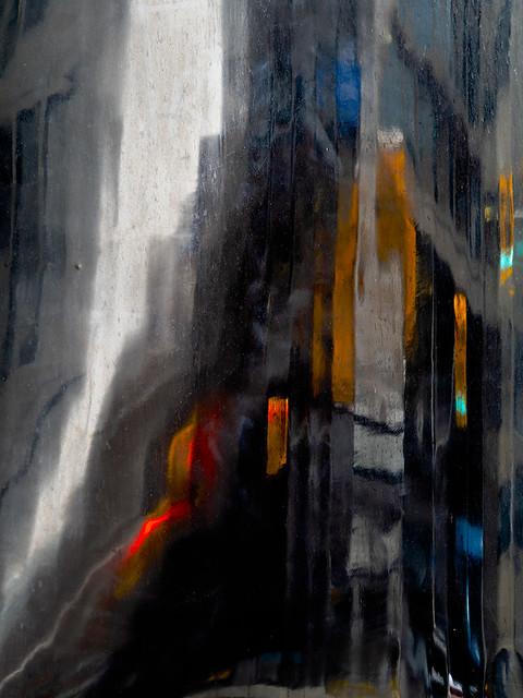 Reflections about a City 3, Ottawa, November 2020, MK32007