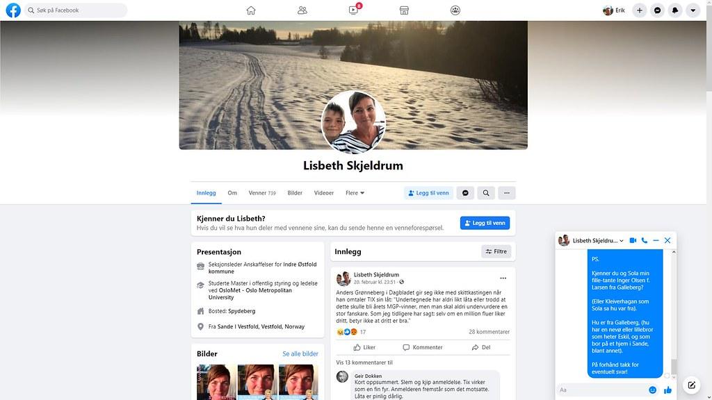 lisbeth skjeldrum facebook 1