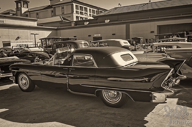 1956 Cadillac Eldorado Brougham Town Car Prototype at Amelia Island 2011