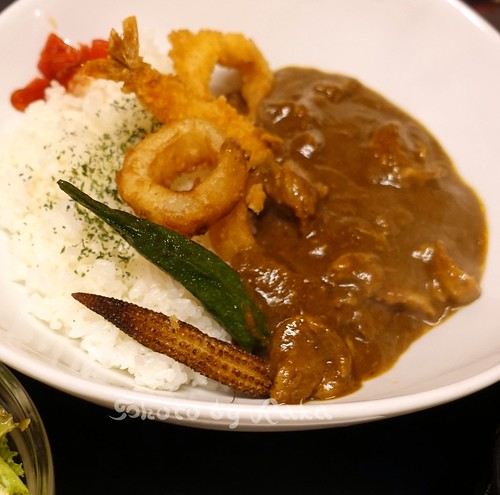 Photo:2020-10-11_T@ka.の食べ飲み歩きメモ(ブログ版)_焼肉屋ランチでカレーやシチューが楽しめます【与論】とーぐら_03 By:Taka Logbook