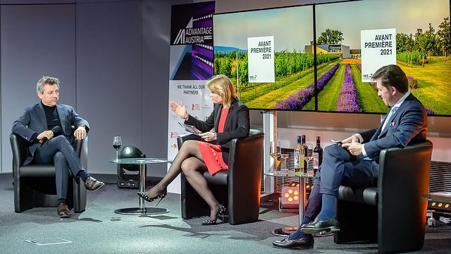 Avant Première 2021: Virtual Wine Tasting