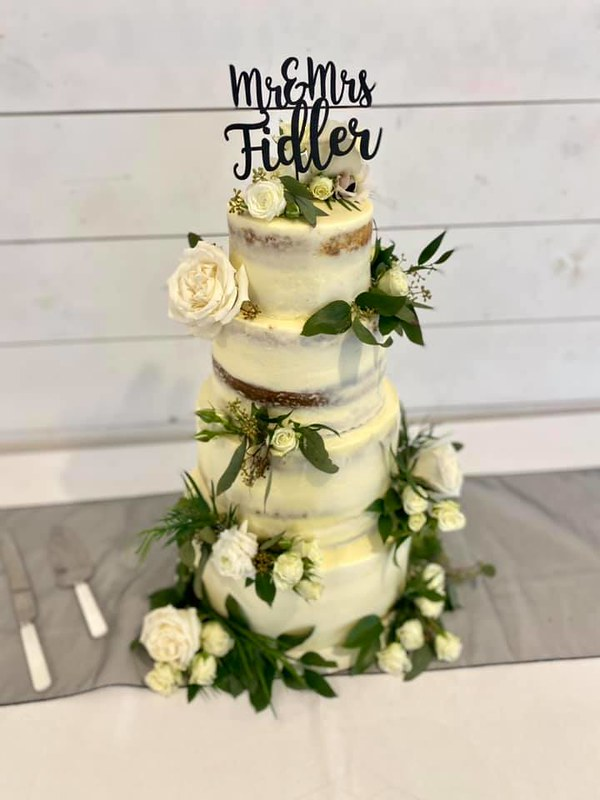Cake by Granny's Sweeties Cakes & Confections