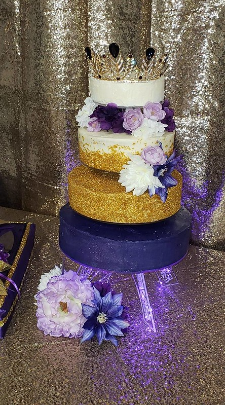 Cake by Mad Batter Custom Confections