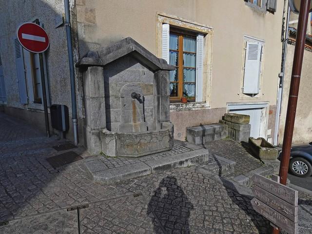 Le Dorat - Fontaine