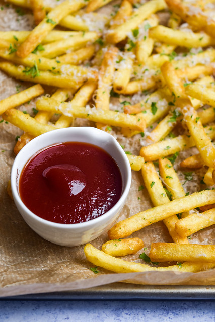 How To Make Air Fryer Truffle Fries