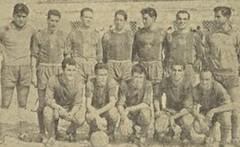 Temporada 1959/60: formación de la Gimnástica Segoviana