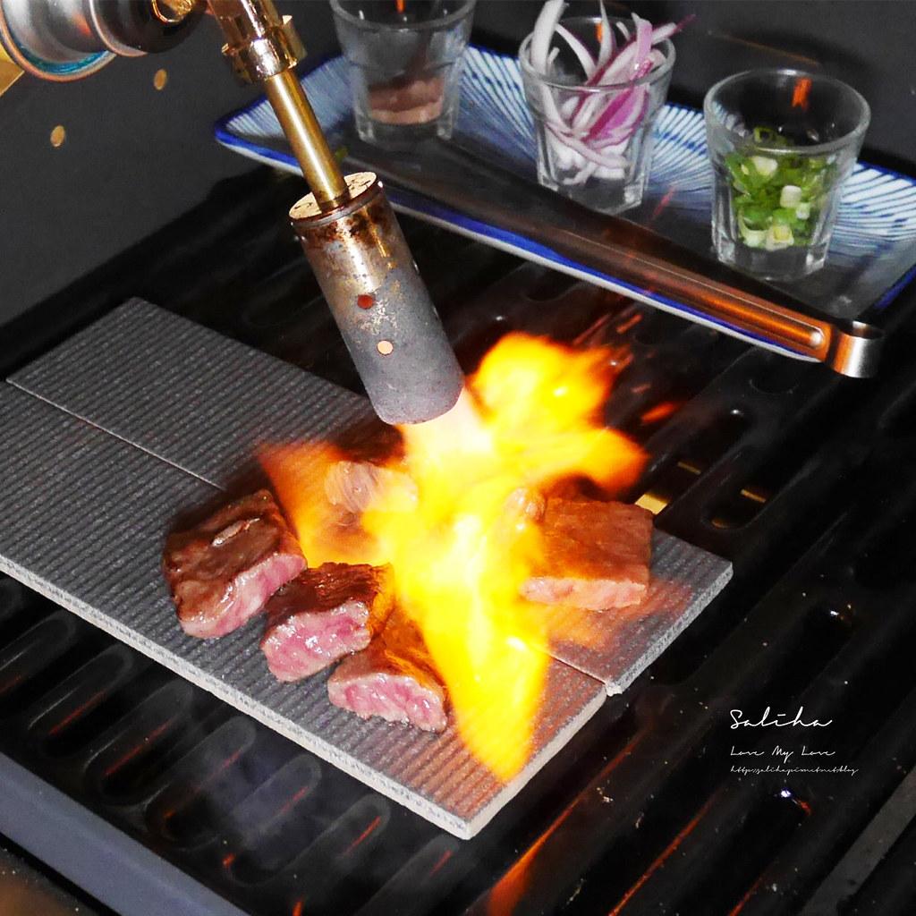 台北和牛餐廳推薦平價和牛饌和牛桌邊料理代烤服務好吃和牛 (3)
