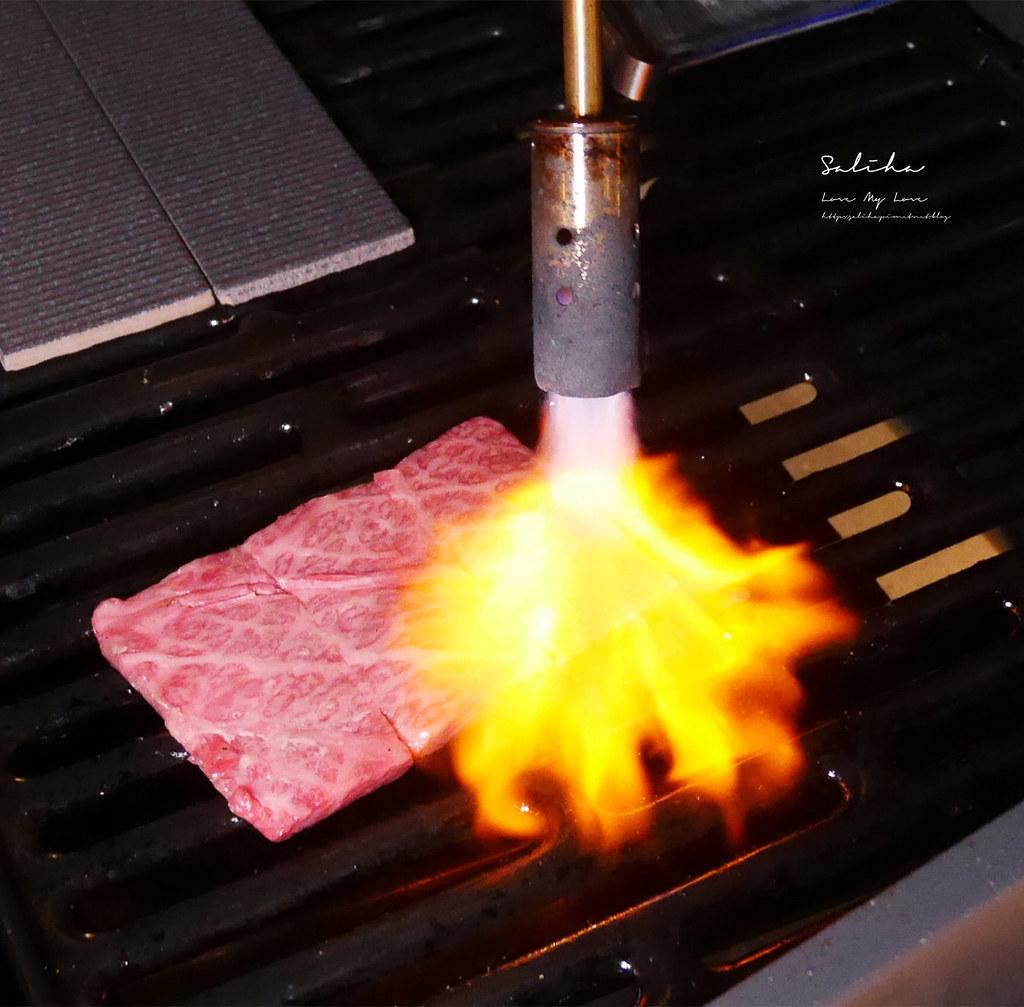 台北和牛餐廳推薦平價和牛饌和牛桌邊料理代烤服務好吃和牛 (2)