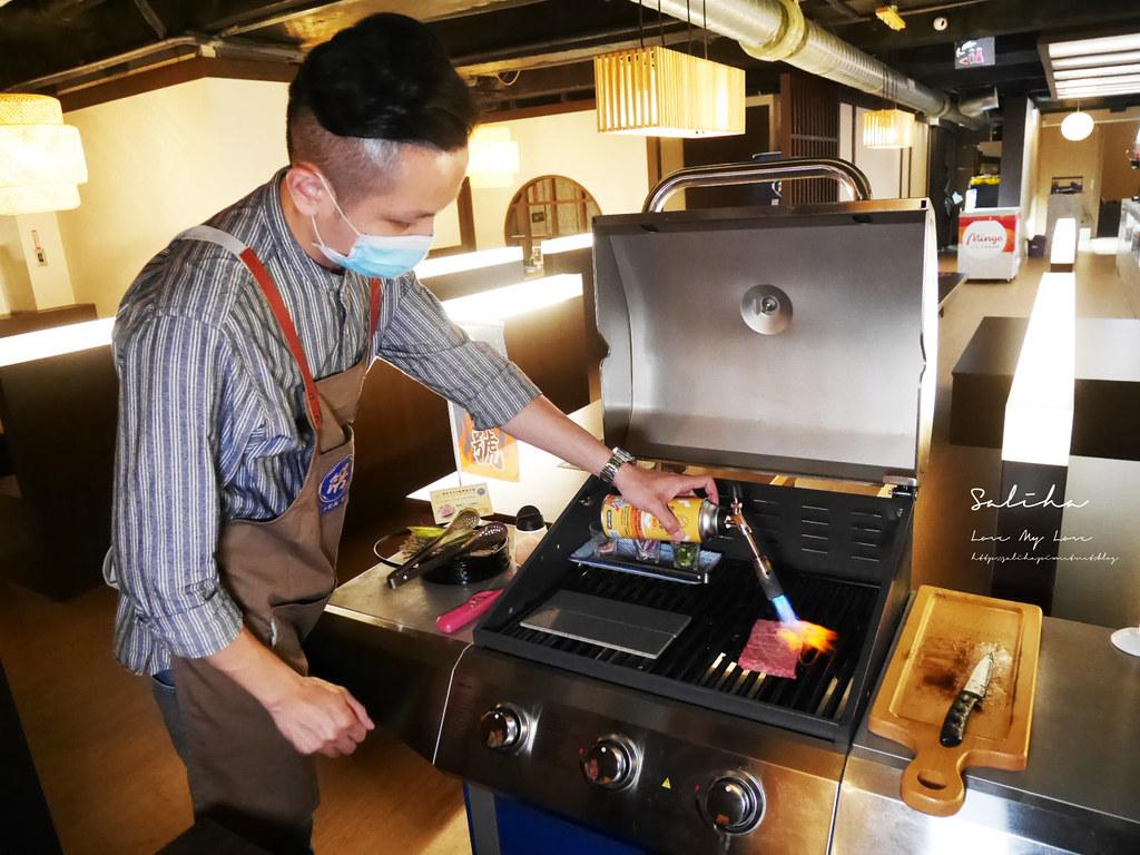 台北和牛餐廳推薦平價和牛饌和牛桌邊料理代烤服務好吃和牛 (1)