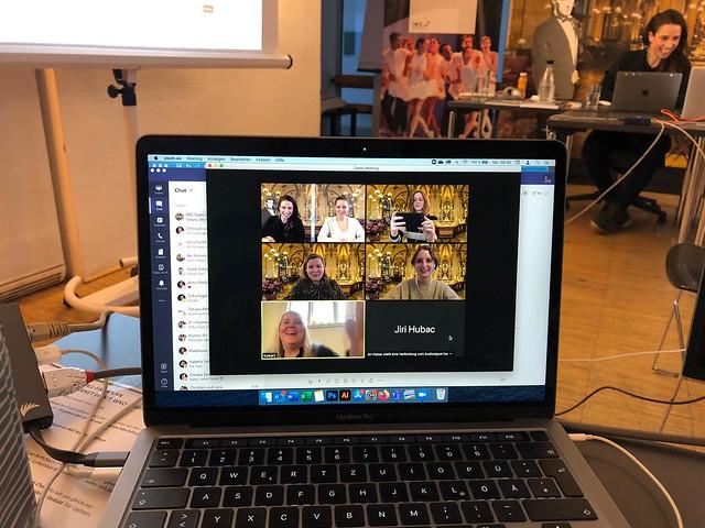 Avant Première 2021: Virtual Networking