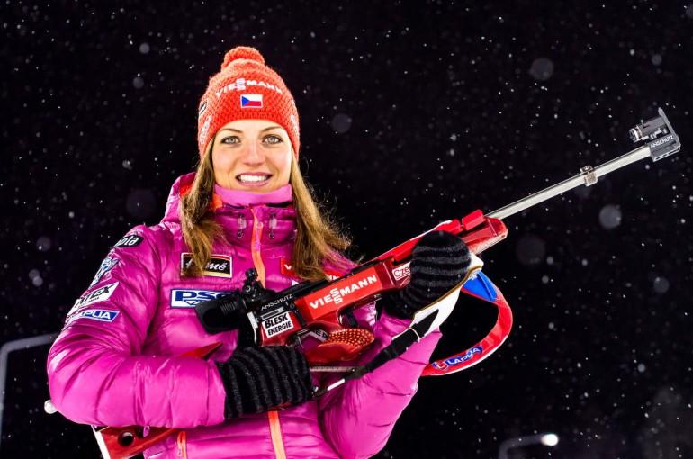 Jitka Landová o biatlonu, běžkách a skialpech