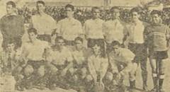 Temporada 1959/60: formación del Emeritense, de Mérida (Badajoz)