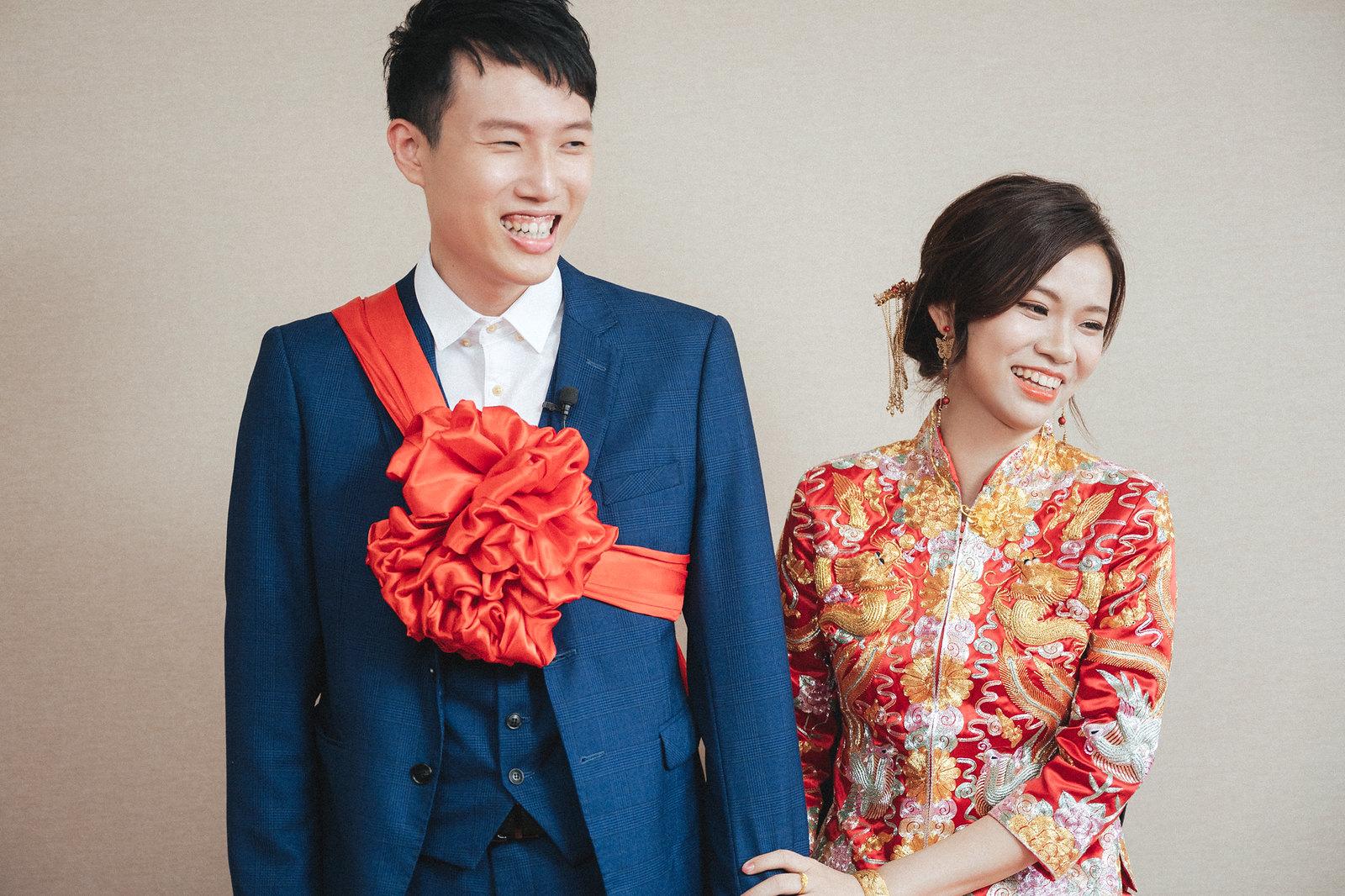 【婚攝】Hao & Hsuan / 八德彭園