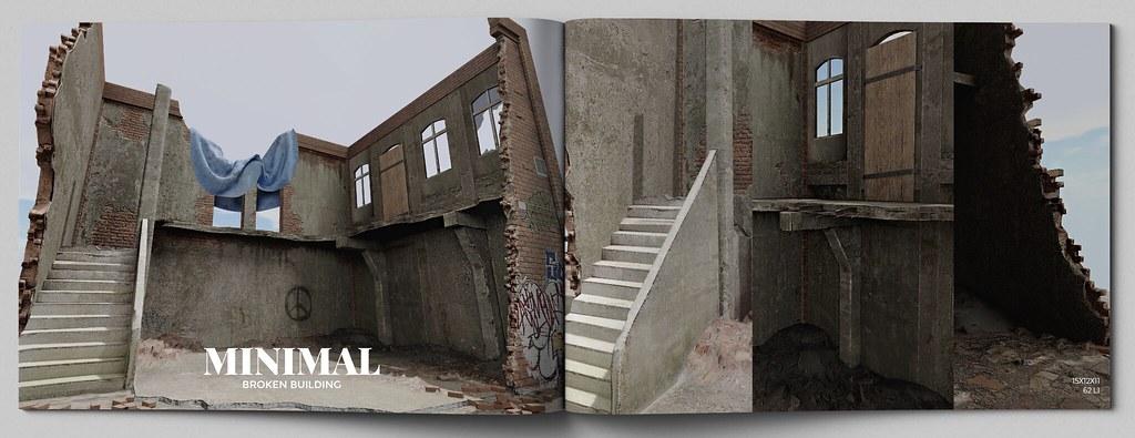 MINIMAL – Broken Building