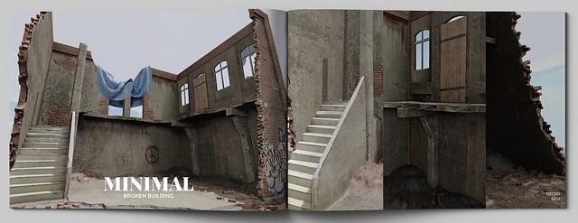 MINIMAL - Broken Building