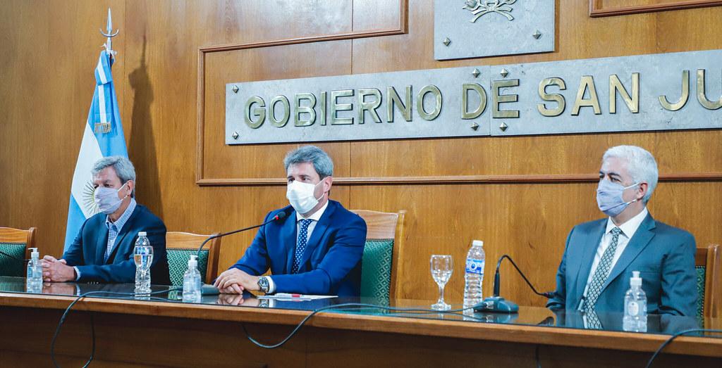 2021-02-22 PRENSA: Presentación del informe de Impacto Ambiental del Proyecto Minero José María del Departamento Iglesia