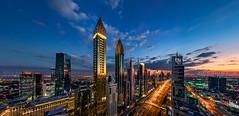 _DSC4472 - Dubai Downtown pano