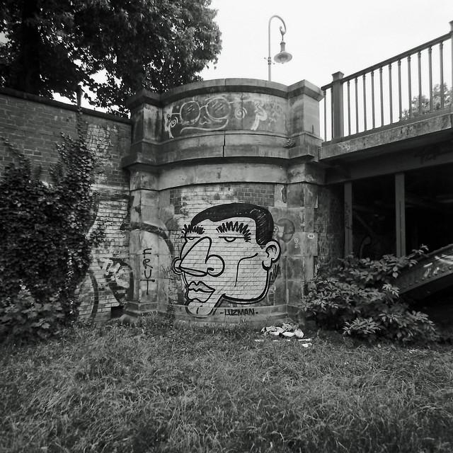 Berlin Kreuzberg Graffiti 17.7.2020