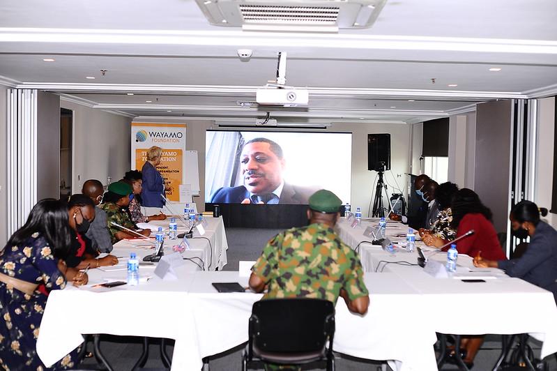 Abuja Nov 2020 - Inter-agency collaboration