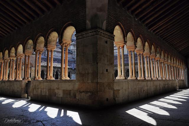 Chiostro Basilica di San Zeno Maggiore - Verona