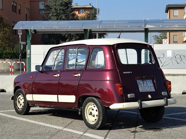1983 Renault 4